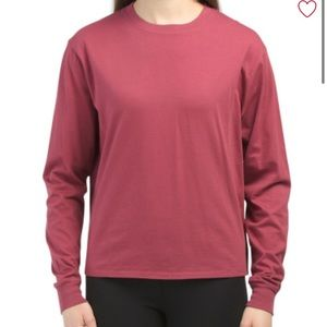 OUTDOOR VOICES | NWT Everyday Long Sleeve Top XS